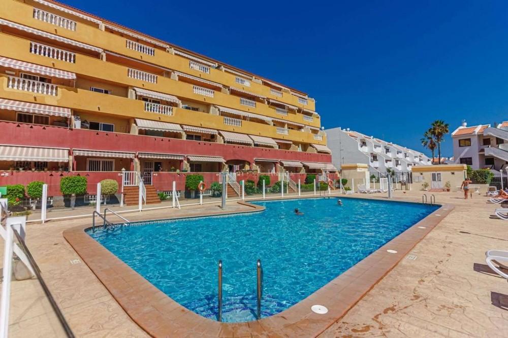 1 bed Apartment For Sale in Costa del Silencio,